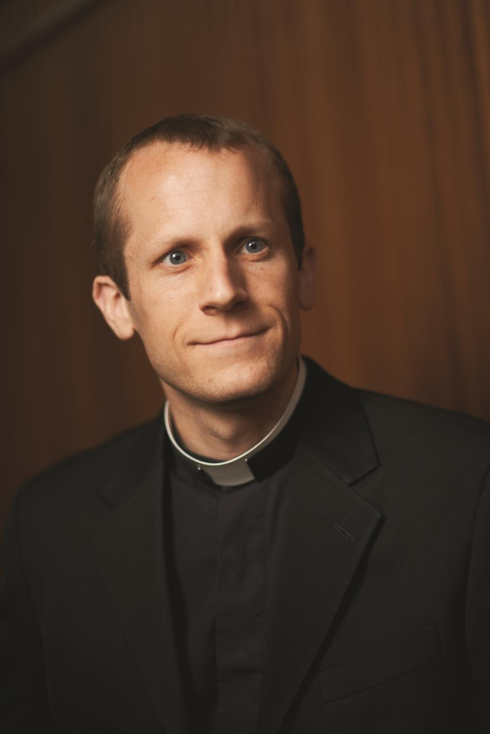 Meet Father John Whitlock, new director of vocations for the Diocese of Lansing