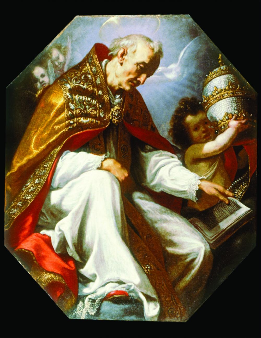 Prayer of St. Gregory the Great