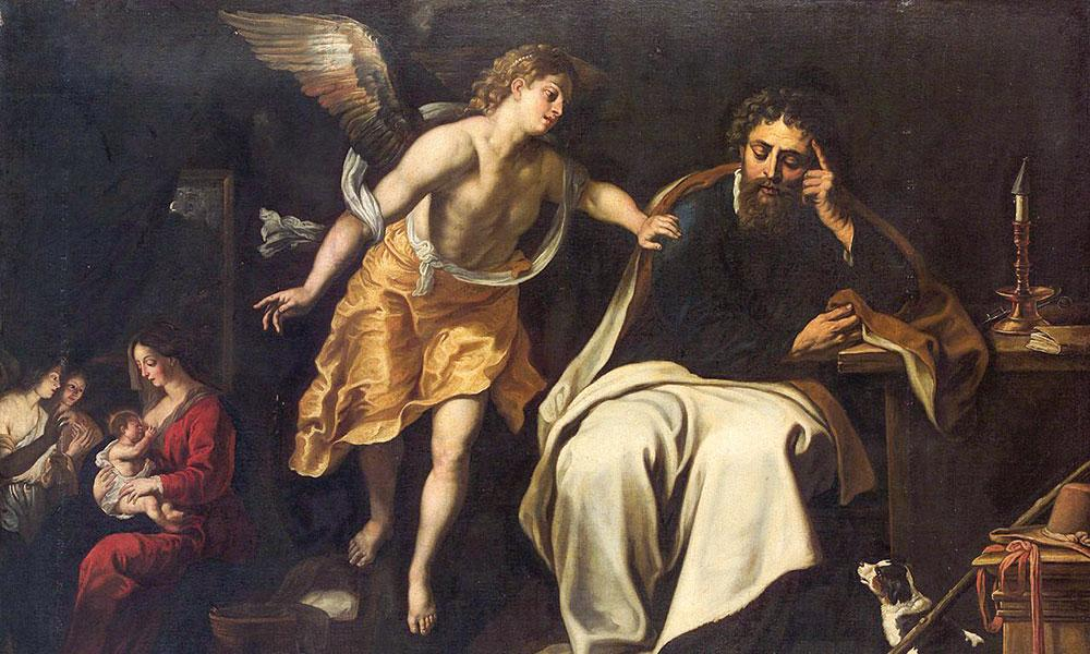 St. Joseph was a holy man – and a very good father