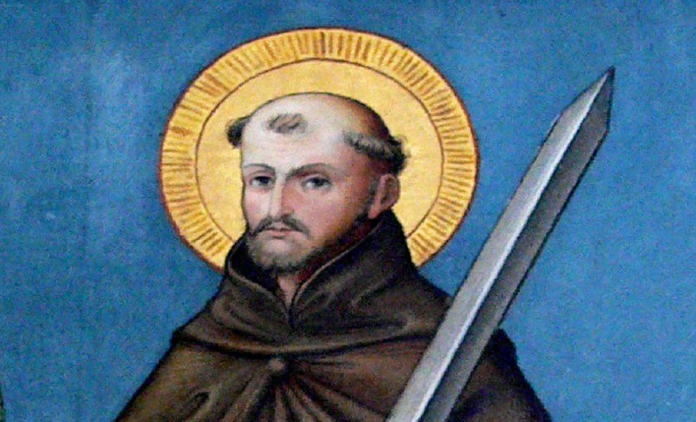 Saint Fidelis of Sigmaringen - The poor man's lawyer
