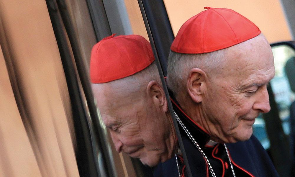 U.S. Bishops react to McCarrick report with sorrow, calls for repentance