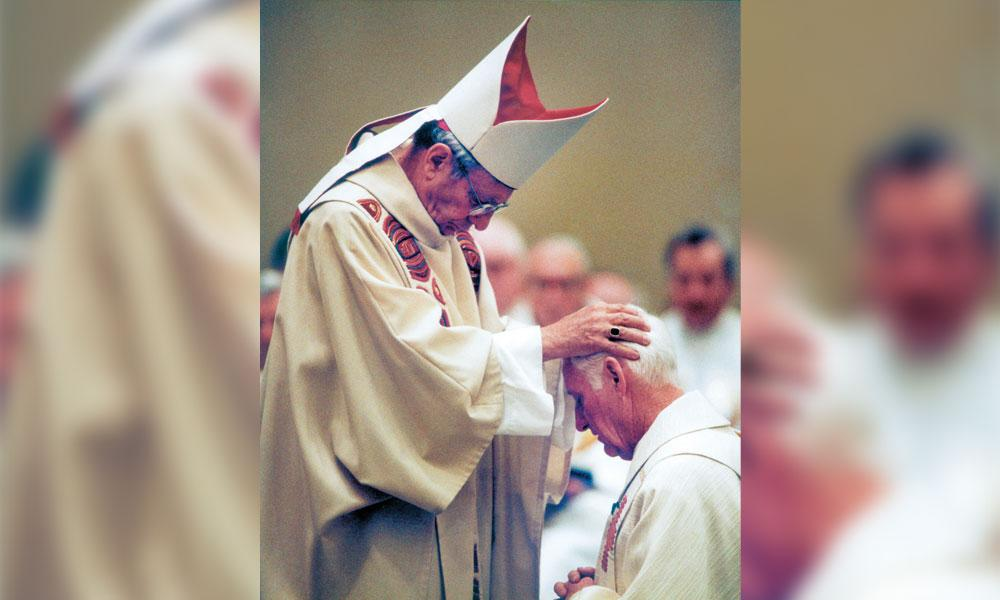 Bishop Mengeling Celebrates 90th Birthday and 25th Anniversary as Bishop
