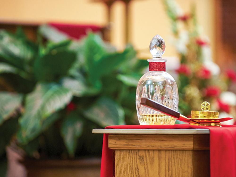 The grace of confirmation empowers us